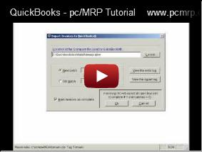 Video - Quickbooks Integration